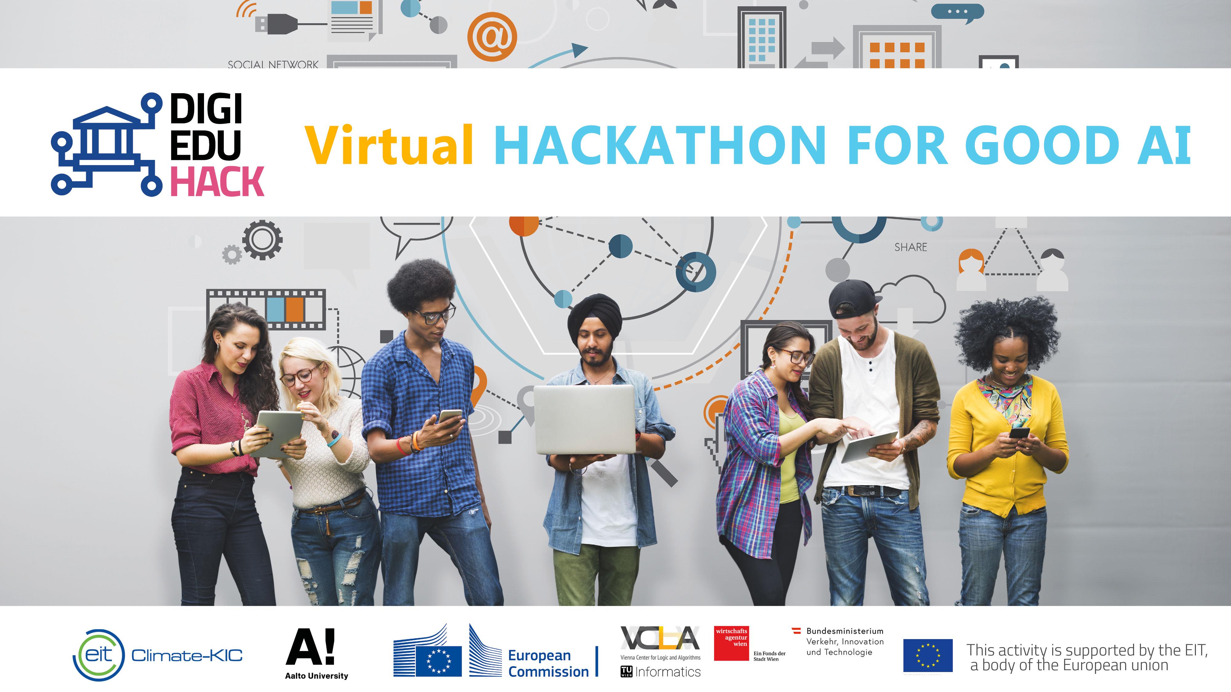 TU Wien nimmt am DigiEduHack 2019 teil