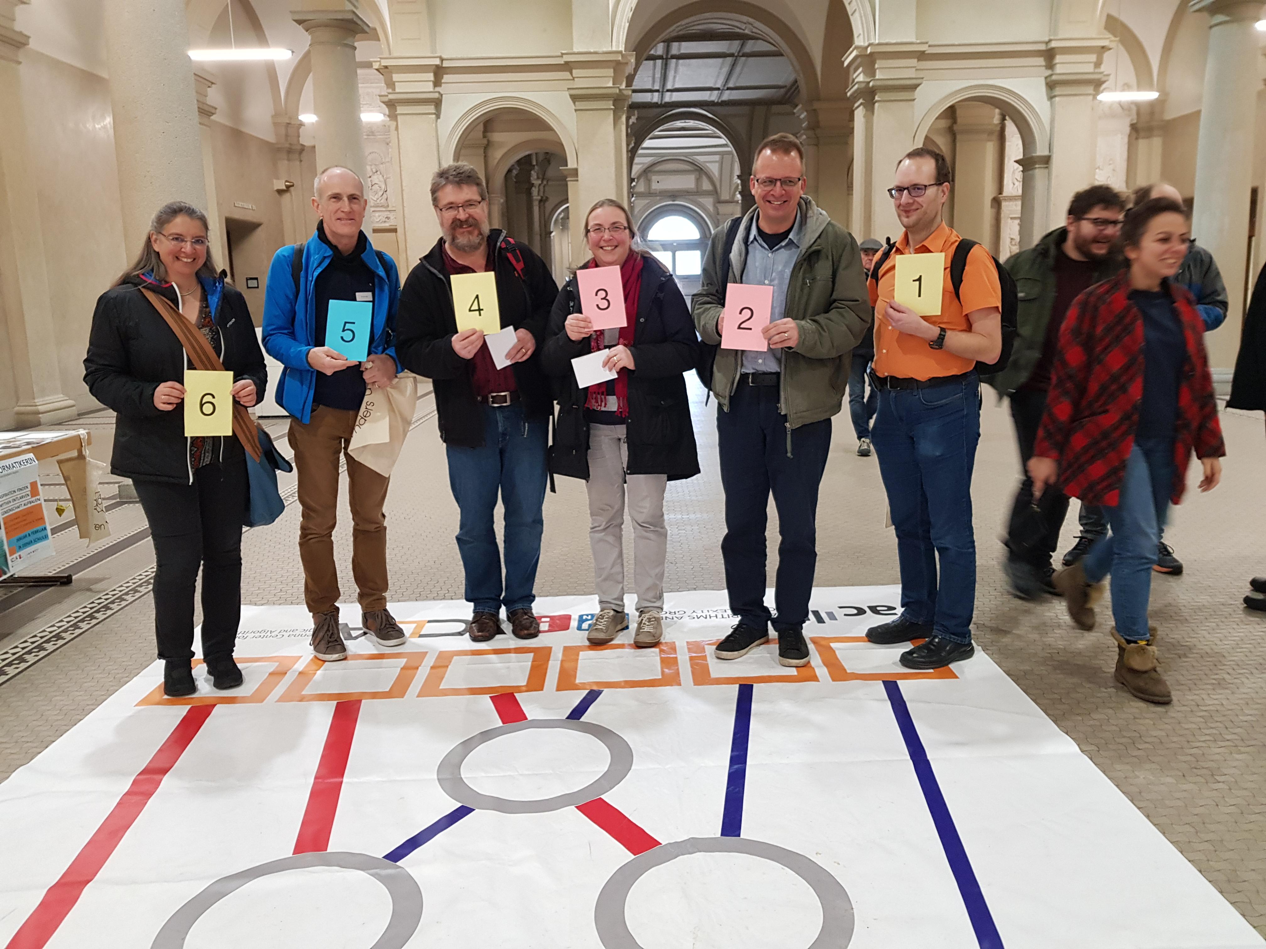10. Schweizer Tag für den Informatikunterricht (STIU)