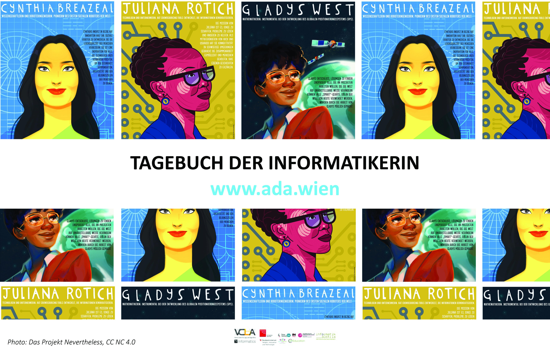 """Hexagonal diskutiert am 20.1.2020: """"Tagebuch der Informatikerin oder: Wie begeistert man Mädchen für Technik & Informatik?"""""""