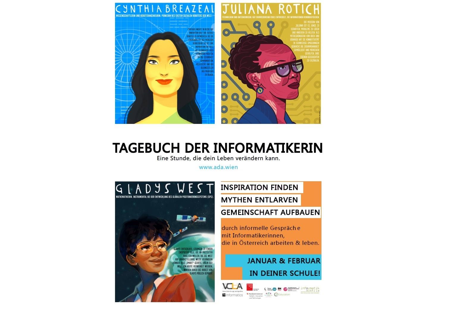 Ausgebucht: Tagebuch der Informatikerin in Österreich (PILOT Workshops) 2020