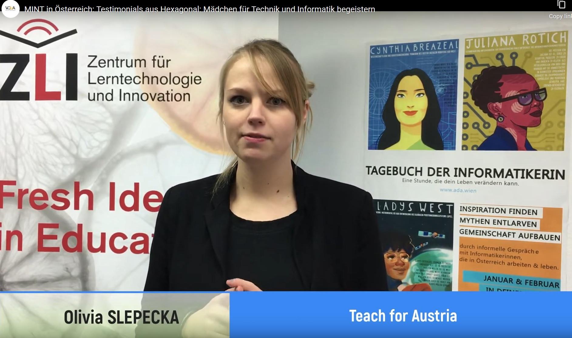 MINT in Österreich: Testimonials